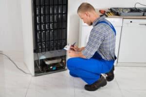 Fridge Repair Ottawa Tech Fixing Fridge